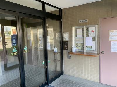 【エントランス】ライフステージ壱番館401