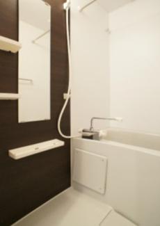 清潔な浴室!