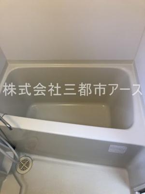 【浴室】パレーテ不動前