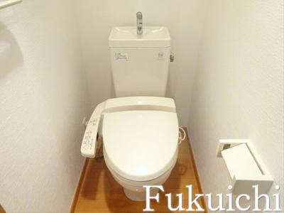 【トイレ】メゾン・ド・ガルド