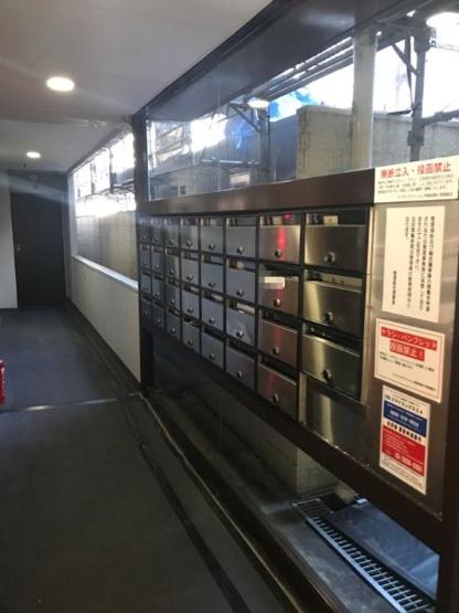 【設備】ライオンズマンション神楽坂第2