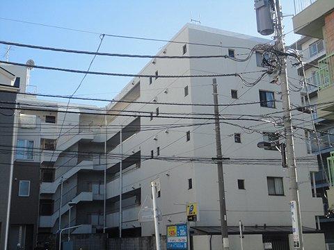【外観】ライオンズマンション神楽坂第2