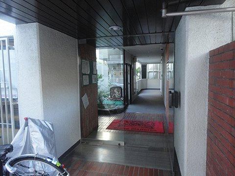 【キッチン】ライオンズマンション神楽坂第2