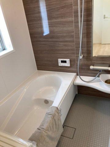 【浴室】クレイドルガーデン南区柳河内第4 4号棟4LDKオール電化住宅