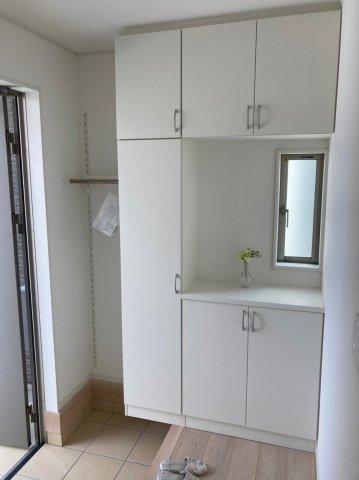 【収納】クレイドルガーデン南区柳河内第4 4号棟4LDKオール電化住宅