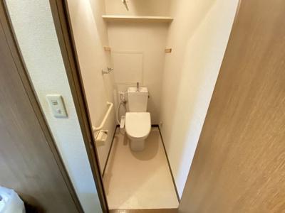 【トイレ】フルール鶴見緑地