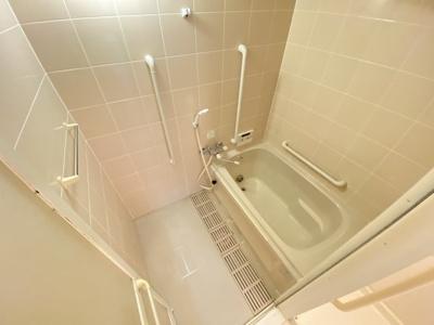【浴室】フルール鶴見緑地