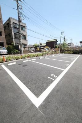 【駐車場】コルザKⅡ