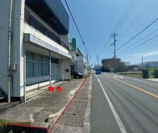 【前面道路含む現地写真】南国市大そね甲