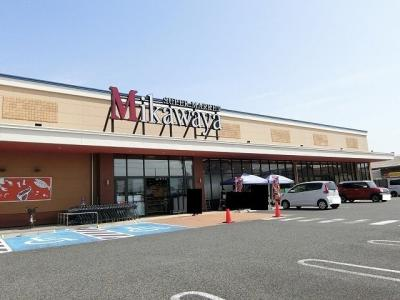 Mikawaya船町店まで1300m