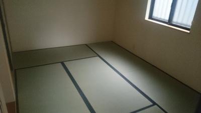 【寝室】ヘーベル山本