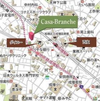 Casa-Branche