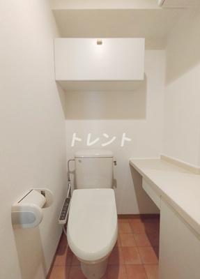 【トイレ】SOHO代々木公園