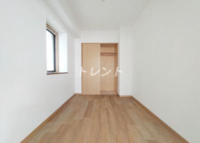【寝室】SOHO代々木公園