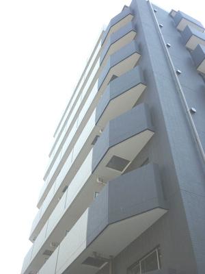 「2007年8月竣工の分譲賃貸マンション」
