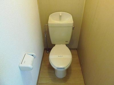 【トイレ】レオパレスフォンテーヌ