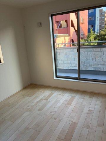 【洋室】ブルーミングガーデン早良区原4丁目2号棟 4LDK