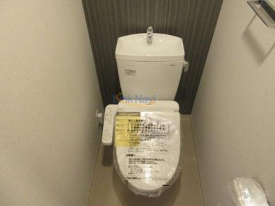 【トイレ】エスリード新大阪ヴェルデ