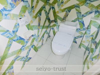 【トイレ】LUXES大手町