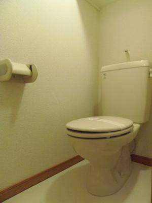【トイレ】レオパレス川合