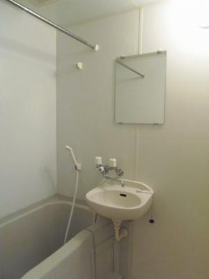 【浴室】レオパレス川合