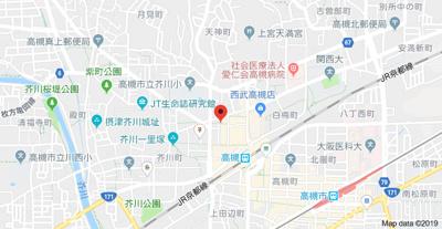 【地図】鈴木マンション (株)Roots