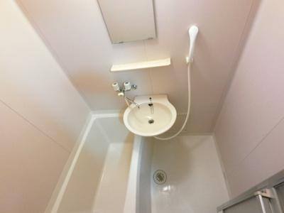 【浴室】メゾンスカーレット