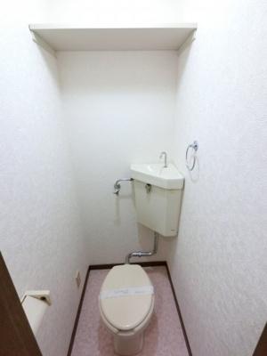 【トイレ】メゾンスカーレット