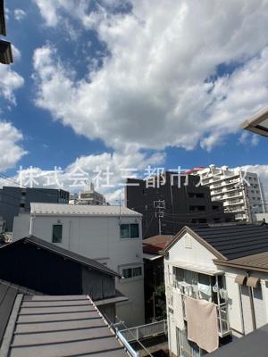 【バルコニー】AMNES武蔵小山