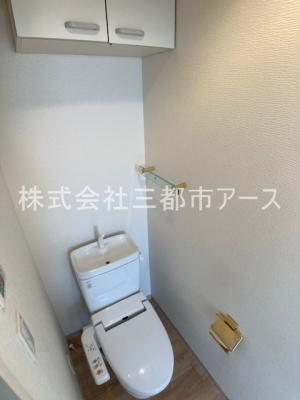 【洋室】AMNES武蔵小山