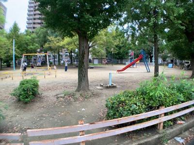 公園があり子育て環境も◎