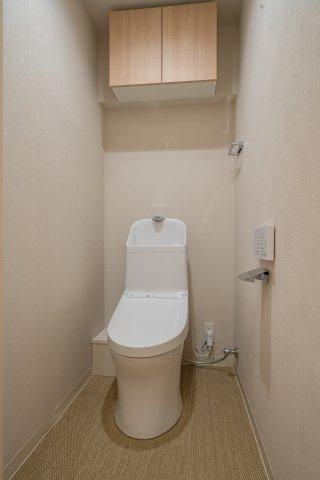 【トイレ】ビオラ日暮里