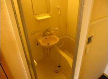 【浴室】サンヴィレッジ20