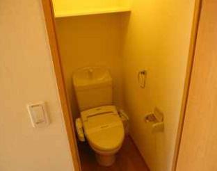 【トイレ】サンヴィレッジ20