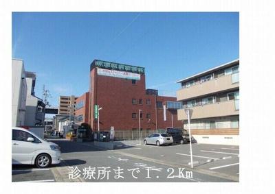 京都城南診療所まで1
