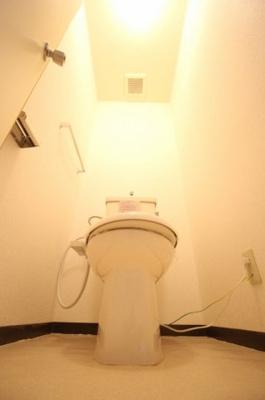 【トイレ】パルティール