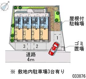 【駐車場】慶長原