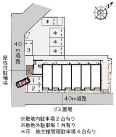 【区画図】櫻