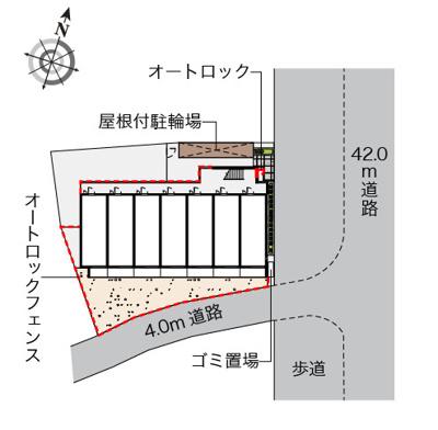 【地図】森