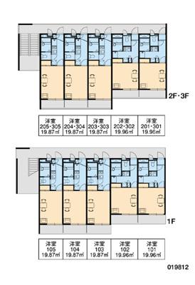 【区画図】K・Y