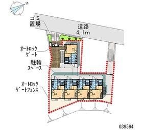 【区画図】FUKAWAII