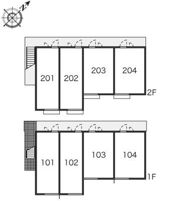 【区画図】西竹