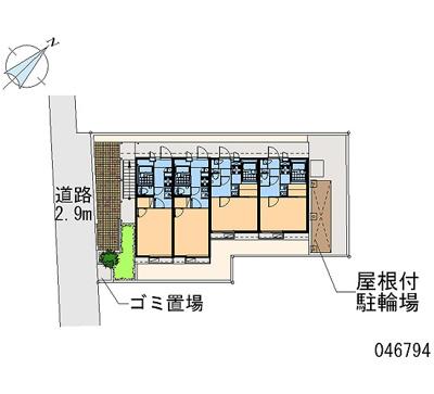 【地図】西竹