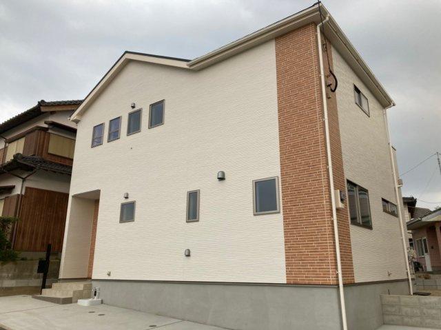 【外観】デザイン住宅「FIT」糸島市志摩師吉6期 4LDK
