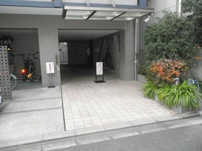 【エントランス】フィオーレ浅草