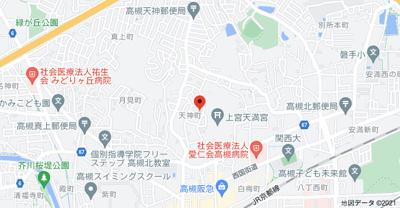 【地図】フェリーチェ (株)Roots