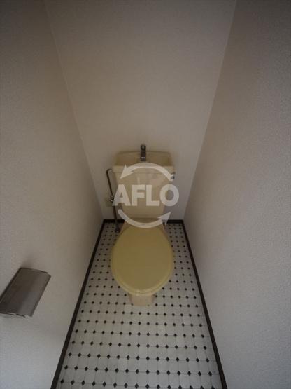 マンションタワーサイド トイレ