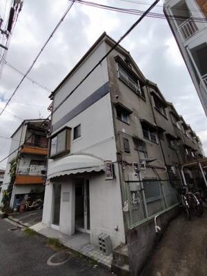 【外観】若江本町2丁目貸家