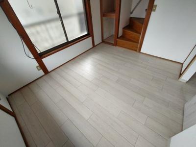 【居間・リビング】若江本町2丁目貸家