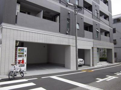 【駐車場】ヴァレッシア錦糸町シティ